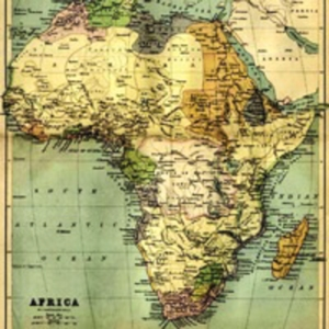 Africa Map-1